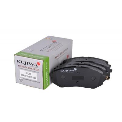 Колодки тормозные передние KUJIWA KUF0052