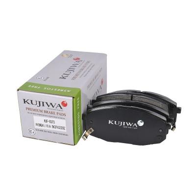 Колодки тормозные передние KUJIWA KUF0373