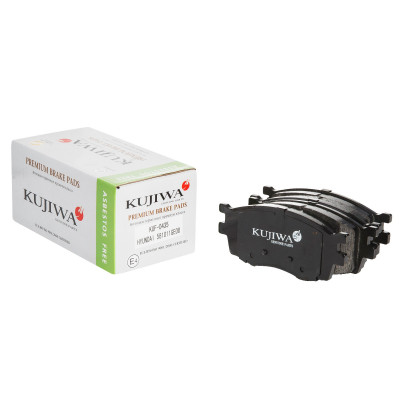 Колодки тормозные передние KUJIWA KUF0435