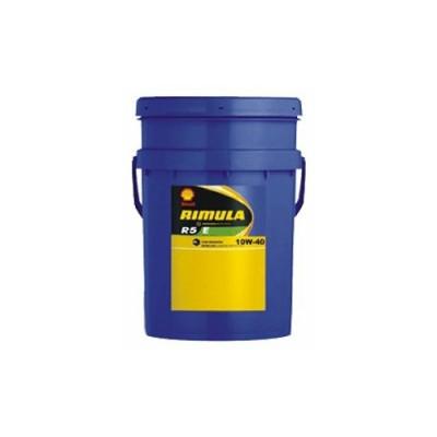 Масло моторное Shell Rimula R5 E SAE 10W-40 (20л)