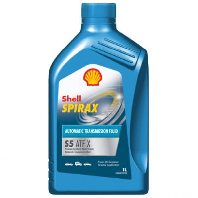 Трансмиссионное масло Shell Spirax S5 ATF X (1л)