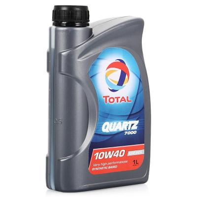 Масло моторное Total Quartz DIESEL 7000 SAE 10W-40 (1л)