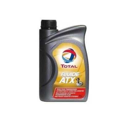 Трансмиссионное масло Total FLUIDE АТX (1л)