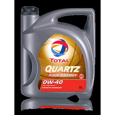 Масло моторное Total Quartz 9000 ENERGY SAE 0W-40 (5л)