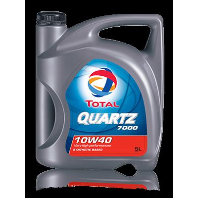Масло моторное Total Quartz 7000 SAE 10W-40 (4л)