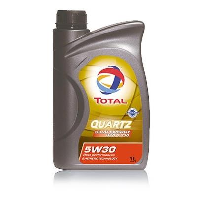 Масло моторное Total Quartz 9000 ENERGY HKS G-310 SAE 5W-30 (1л)