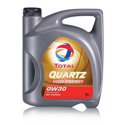 Масло моторное Total Quartz ENERGY 9000 SAE 0W-30 (4л)