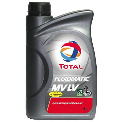 Трансмиссионное масло Total FLUIDMATIC MV LV (1л)