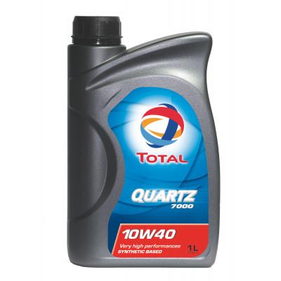 Масло моторное Total Quartz 7000 SAE 10W-40 (1л)