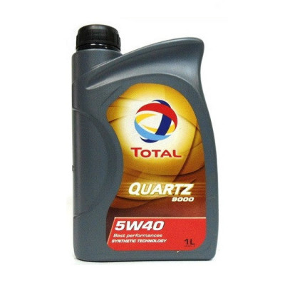 Масло моторное Total Quartz 9000 SAE 5W-40 (1л)