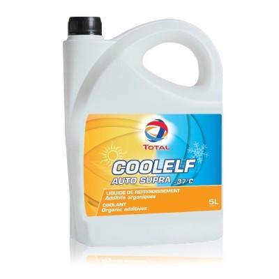 Антифриз Total COOLELF AUTO SUPRA -37°C (5л)