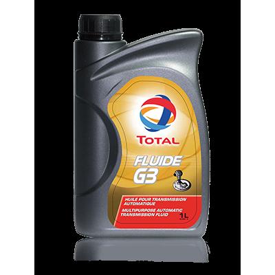 Трансмиссионное масло Total FLUIDE G3 (1л)