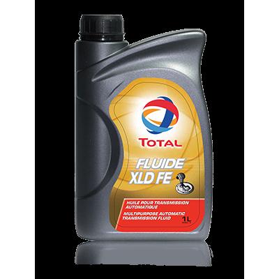 Трансмиссионное масло Total FLUIDE XLD FE (1л)