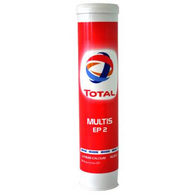 Смазка Total MULTIS EP 2 (0,4кг)