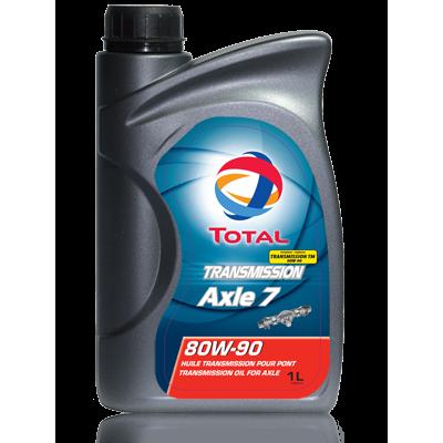 Трансмиссионное масло Total Transmission Axle 7 SAE 80W-90 (1л)
