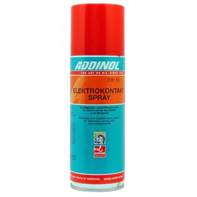 Смазка ADDINOL Elektrokontaktspray (200мл)