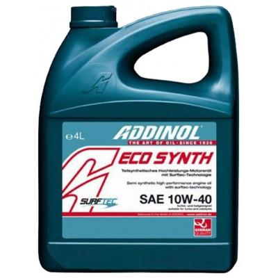 Масло моторное ADDINOL ECO Synth SAE 10W-40 (4л)