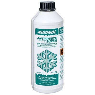 Антифриз ADDINOL Antifreeze Super G11 (1,5л)