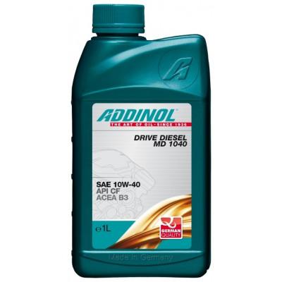 Масло моторное ADDINOL Drive Diesel MD 1040 SAE 10W-40 (1л)