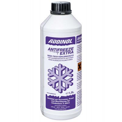 Антифриз ADDINOL Antifreeze Extra G12+ (1,5л)