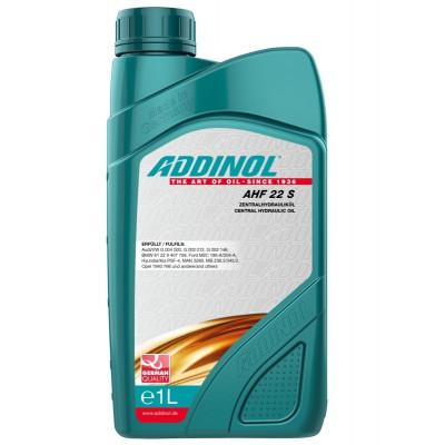 Гидравлическая жидкость ADDINOL AHF 22 S (1л)