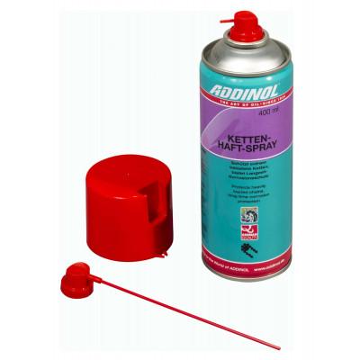 Масло для мотоциклетных цепей ADDINOL Kettenhaft-Spray (400мл)