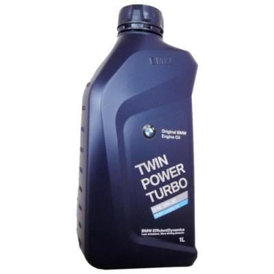 Масло моторное BMW TWIN POWER TURBO Longlife-01 SAE 5W-30 (1л)