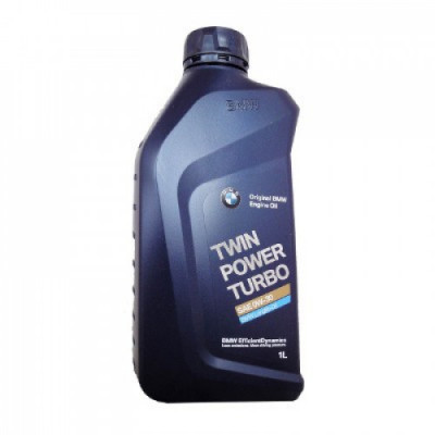 Масло моторное BMW TWIN POWER TURBO Longlife-04 SAE 0W-30 (1л)