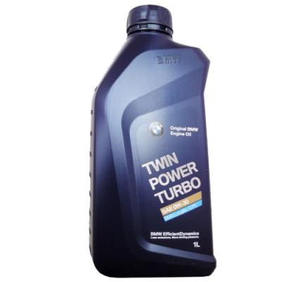 Масло моторное BMW TWIN POWER TURBO Longlife-12 FE SAE 0W-30 (1л)
