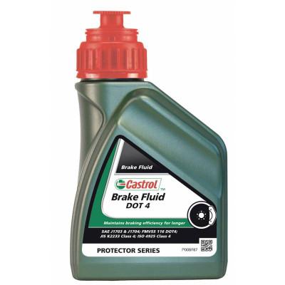 Жидкость тормозная Castrol Brake Flluid Dot-4 (0.5л)