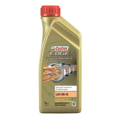 Масло моторное Castrol EDGE Professional LL04 SAE 0W-30 (1л)