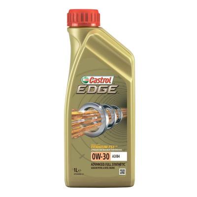 Масло моторное Castrol EDGE SAE 0W-30 A3/B4 (1л)