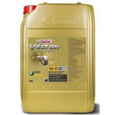 Масло моторное Castrol Vecton Fuel Saver SAE 5W-30 E7 (20л)