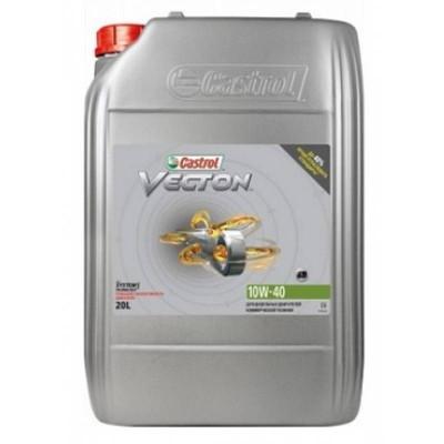 Масло моторное Castrol Vecton SAE 10W-40 E4/E7 (20л)