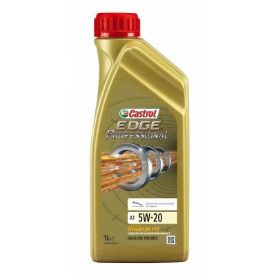 Масло моторное Castrol EDGE Professional A1/B1 SAE 5W-20 JAGUAR (1л)