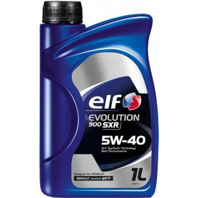 Масло моторное Elf EVOLUTION 900 SXR SAE 5W-40 (1л)