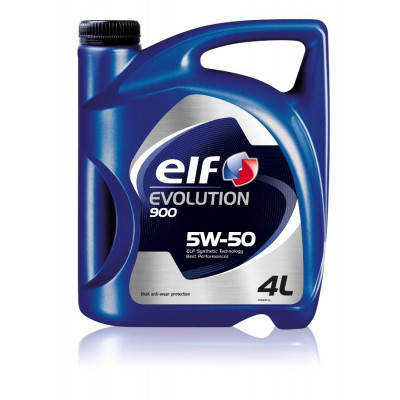 Масло моторное Elf EVOLUTION 900 SAE 5W-50 (4л)