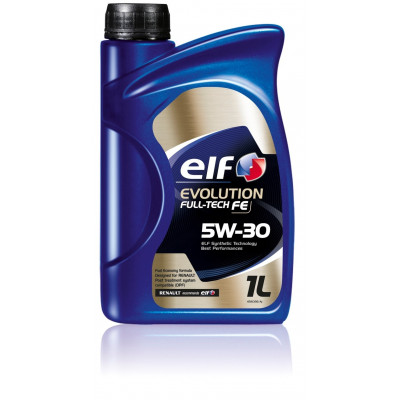 Масло моторное Elf EVOLUTION FULL-TECH FE SAE 5W-30 (1л)