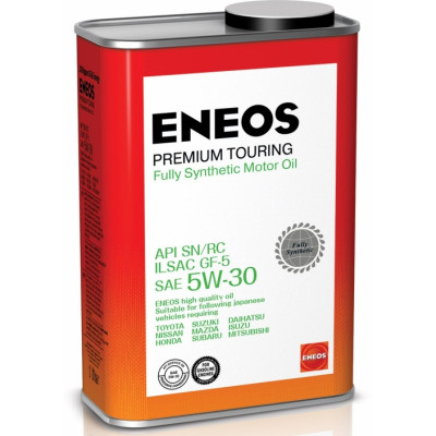 Масло моторное Eneos Premium Touring 5W-30 (1л)