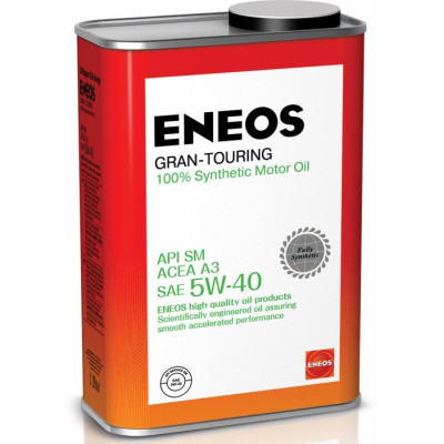 Масло моторное Eneos Premium Touring 5W-40 (1л)