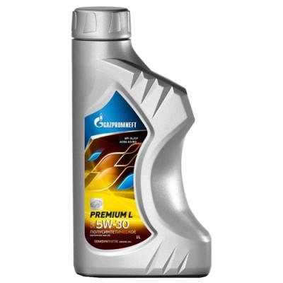 Масло моторное Gazpromneft Premium L SAE 5W-30 (1л)