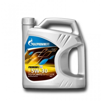 Масло моторное Gazpromneft Premium L SAE 5W-30 (4л)