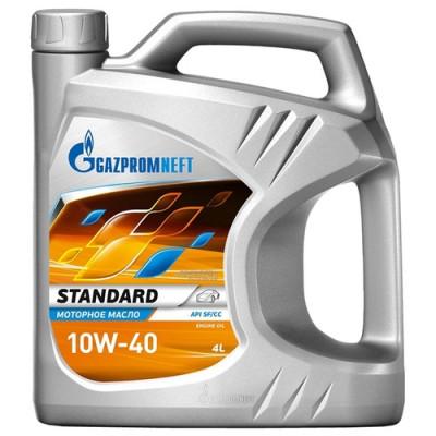 Масло моторное Gazpromneft Standard SAE 10W-40 (4л)