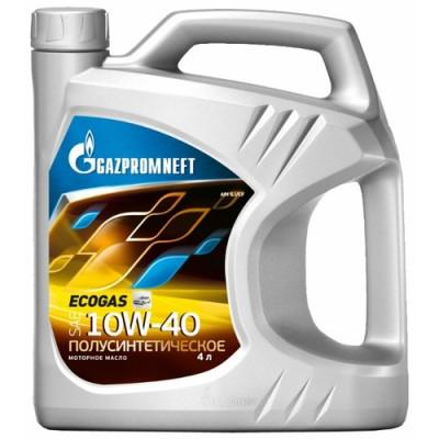 Масло моторное Gazpromneft Ecogas SAE 10W-40 (4л)