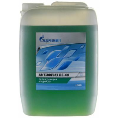 Антифриз Gazpromneft 40 (BS) зеленый (10кг)