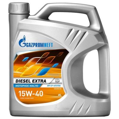 Масло моторное Gazpromneft Diesel Extra SAE 15W-40 (5л)