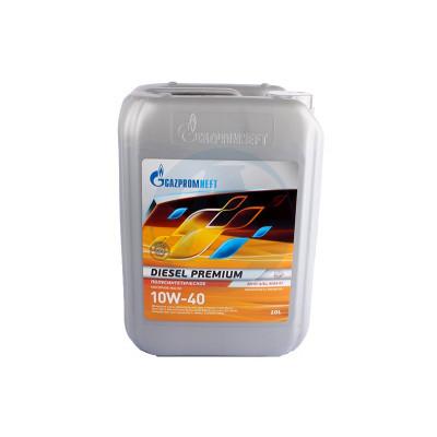 Масло моторное Gazpromneft Diesel Premium SAE 10W-40 (10л)