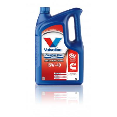 Масло моторное Valvoline Premium Blue 7800 SAE 15W-40 (5л)
