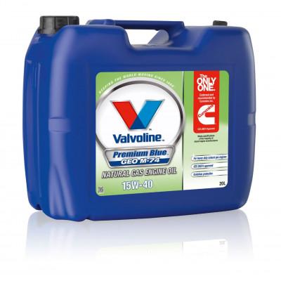 Масло моторное Valvoline Premium Blue GEO M-74 SAE 15W-40 (20л)