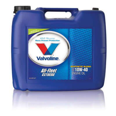 Масло моторное Valvoline All Fleet Extreme SAE 10W-40 (20л)
